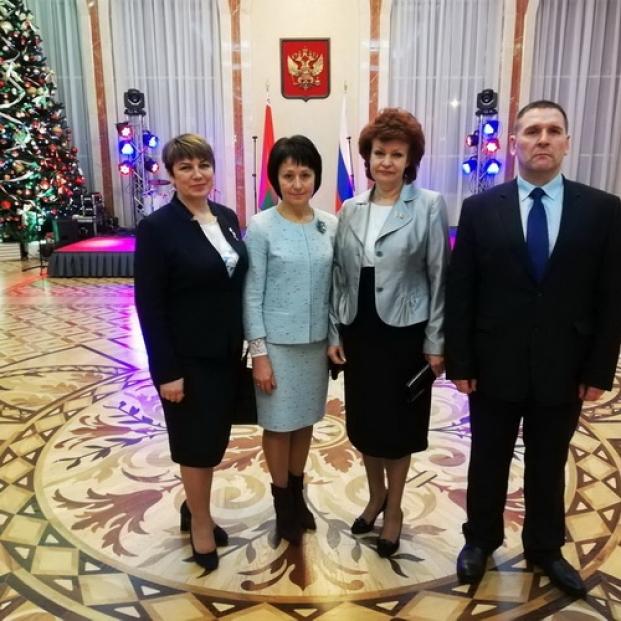 Прием в посольстве Российской Федерации