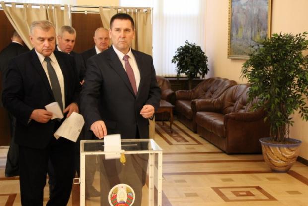 Выборы председателя Палаты представителей Национального собрания Республики Беларусь
