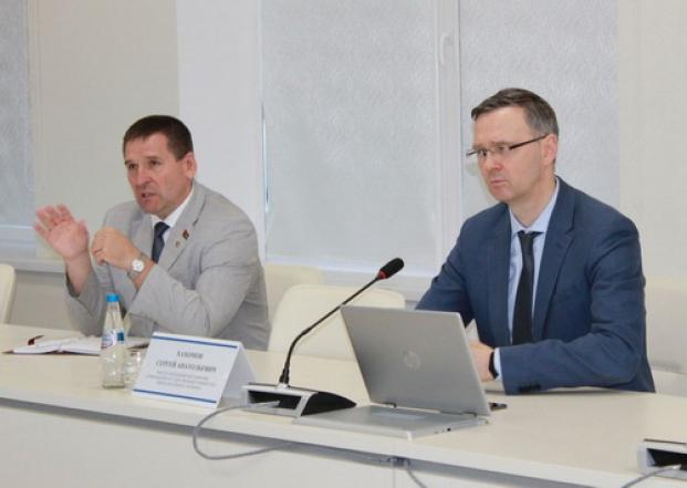 Встреча в ГГУ им. Ф. Скорины